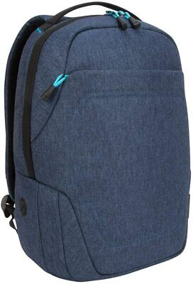 Targus Groove X2 Compact Backpack Designed For 15  MacBook &  15  Laptops - Navy • 19.99£
