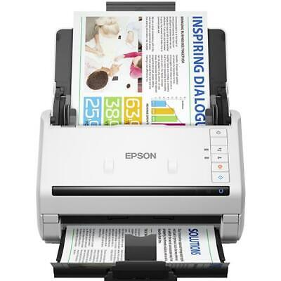 Epson WorkForce DS-530 600 X 600 DPI Sheet-fed Scanner White A4 • 417.80£