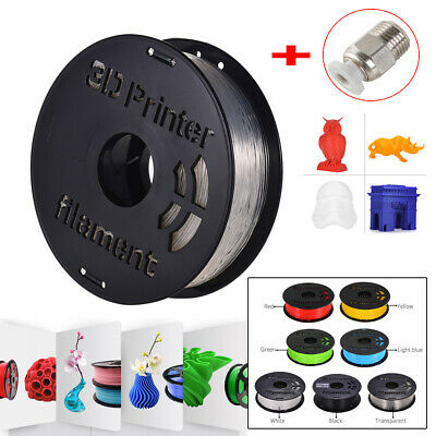 1KG/Spool 1.75mm Flexible TPU Filament Printing For 3D Printer Drawing Pens UK • 18.95£