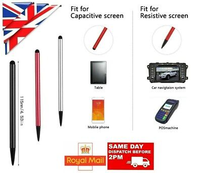 3pcs Stylus Touch Screen Pen For IPad IPod IPhone Samsung PC Tablet • 4.43£