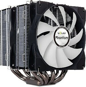 NEW! Gelid Phantom Dual Tower CPU Cooler • 34.45£