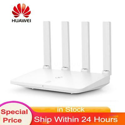 HUAWEI Router Dual-band Wi-Fi 5GHz Support IPv6/IPv4 5 Fiber Ethernet Ports K3X5 • 30.68£