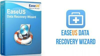 EaseUS Data Recovery Wizard ✔️Lifetime License ✔️Activation Key 🔑 • 4.99£