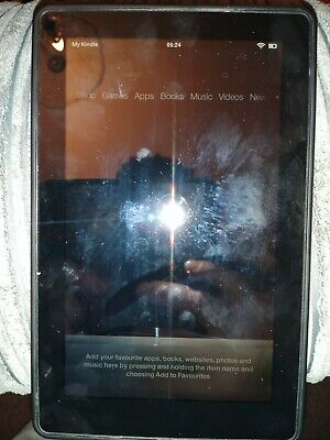 Amazon Kindle Fire 7 Tablet 7th Generation  • 13.50£