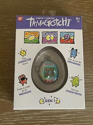 Tamagotchi Mermaid Gen 1 Used Once Boxed With Instructions Kids Toy • 9.99£