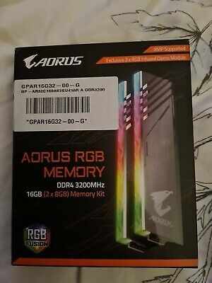 Used Ram 16gb 3200mhz Never Been Overclocked, Ddr4 • 49£