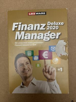 Lexware Finanz Manager Deluxe 2020 • 35£