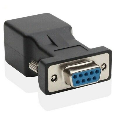 Adapter 9-Pin 1 Piece Port Useful Practical Popular Accessories Fashion • 4.68£