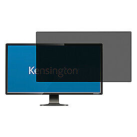 NEW! Kensington 626486 Privacy Filter 2 Way Removable 23.8   Widescreen 16:9 • 93.55£