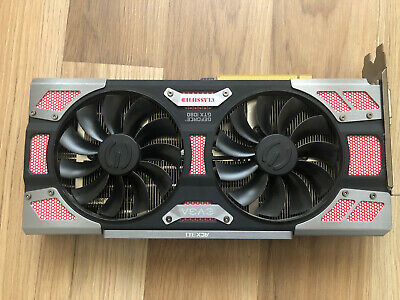 EVGA GTX 1080 Classified *excellent Condition* • 515£