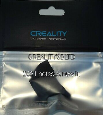 2021 GENUINE CREALITY HOTSOCK Fits All Creality Except Crx JUST ARRIVED UK • 5£